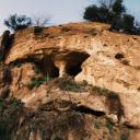 Grotta Vellani vista dal basso