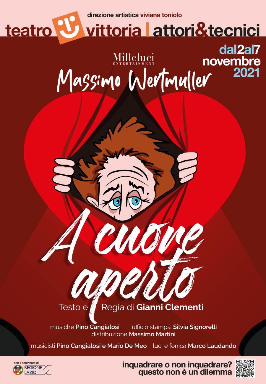 ACuoreAperto_ Teatro Vittoria